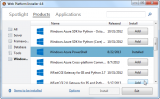 windows azure powershell for media services